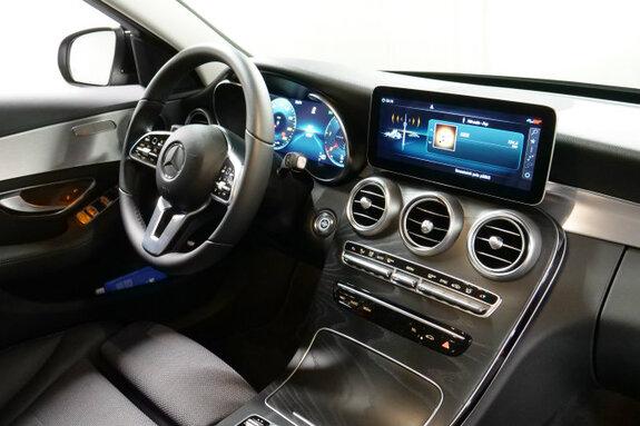 Kuva 8/13, Mercedes-Benz C 220 d 4Matic T A Business AMG, Farmari, Automaatti, Diesel, Neliveto, IP-8572
