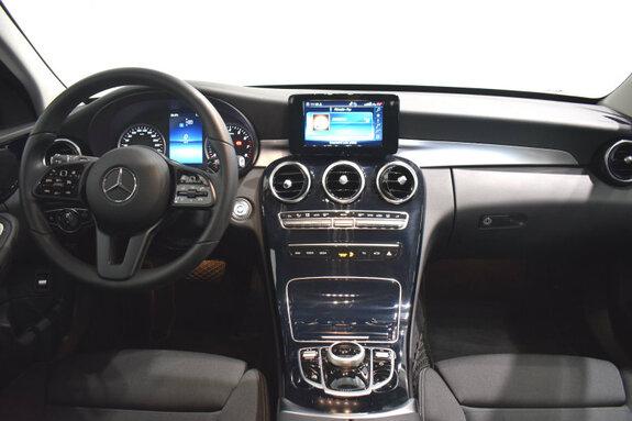 Kuva 10/12, Mercedes-Benz C 200 T A Business Avantgarde, Farmari, Automaatti, Bensiini, SYR-890