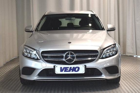 Kuva 2/12, Mercedes-Benz C 200 T A Business Avantgarde, Farmari, Automaatti, Bensiini, SYR-890