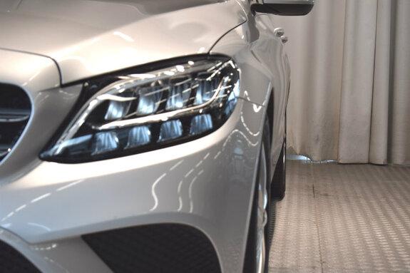 Kuva 3/12, Mercedes-Benz C 200 T A Business Avantgarde, Farmari, Automaatti, Bensiini, SYR-890