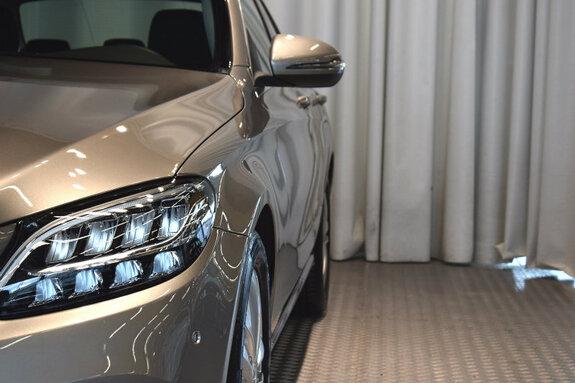 Kuva 2/11, Mercedes-Benz C 180 d Aut. Business Avantgarde +Navi, Sedan, Automaatti, Diesel, IOO-357