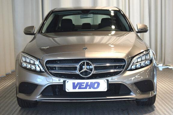 Kuva 3/11, Mercedes-Benz C 180 d Aut. Business Avantgarde +Navi, Sedan, Automaatti, Diesel, IOO-357