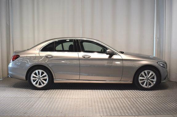 Kuva 4/11, Mercedes-Benz C 180 d Aut. Business Avantgarde +Navi, Sedan, Automaatti, Diesel, IOO-357