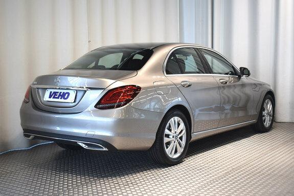 Kuva 5/11, Mercedes-Benz C 180 d Aut. Business Avantgarde +Navi, Sedan, Automaatti, Diesel, IOO-357