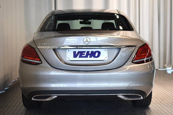 Kuva 6/11, Mercedes-Benz C 180 d Aut. Business Avantgarde +Navi, Sedan, Automaatti, Diesel, IOO-357