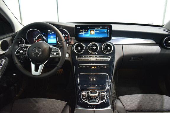 Kuva 7/11, Mercedes-Benz C 180 d Aut. Business Avantgarde +Navi, Sedan, Automaatti, Diesel, IOO-357