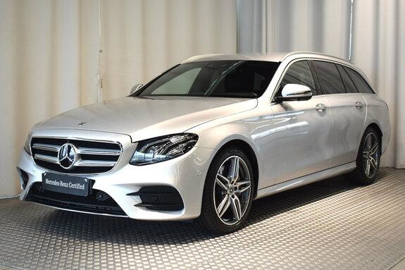 Mercedes-Benz E 400 d 4Matic T Aut. Premium Business AMG ***Huippuvarusteet***, Farmari, Automaatti, Diesel, Neliveto, IP-8493