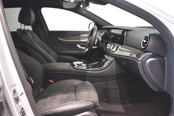 Kuva 10/13, Mercedes-Benz E 400 d 4Matic T Aut. Premium Business AMG ***Huippuvarusteet***, Farmari, Automaatti, Diesel, Neliveto, IP-8493