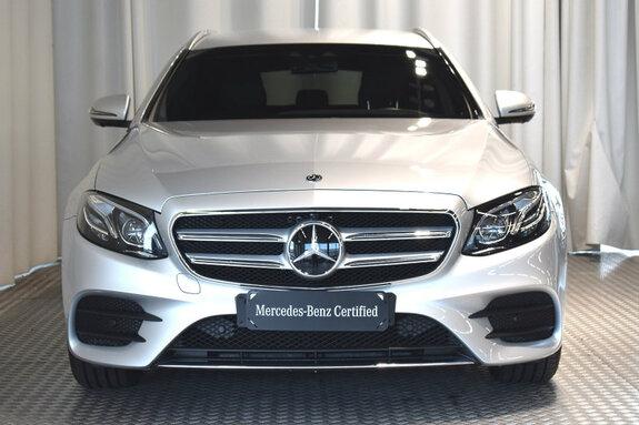 Kuva 3/13, Mercedes-Benz E 400 d 4Matic T Aut. Premium Business AMG ***Huippuvarusteet***, Farmari, Automaatti, Diesel, Neliveto, IP-8493