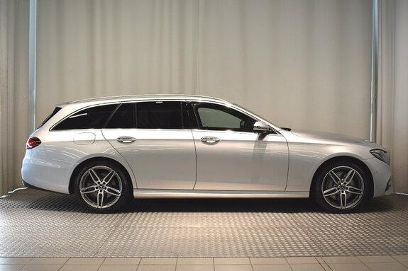Kuva 4/13, Mercedes-Benz E 400 d 4Matic T Aut. Premium Business AMG ***Huippuvarusteet***, Farmari, Automaatti, Diesel, Neliveto, IP-8493