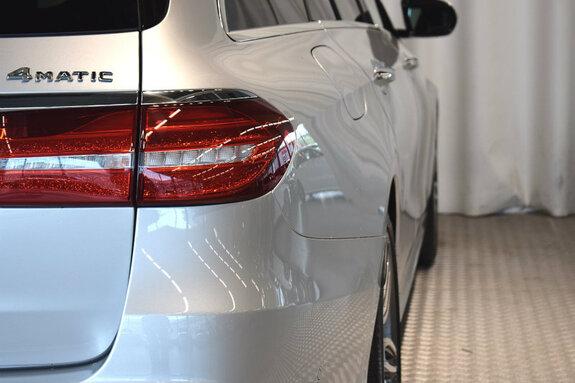 Kuva 6/13, Mercedes-Benz E 400 d 4Matic T Aut. Premium Business AMG ***Huippuvarusteet***, Farmari, Automaatti, Diesel, Neliveto, IP-8493