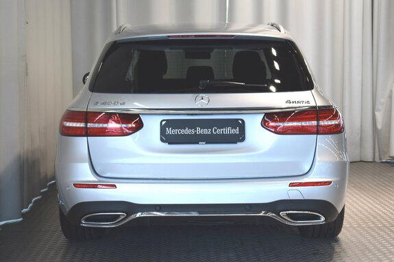 Kuva 7/13, Mercedes-Benz E 400 d 4Matic T Aut. Premium Business AMG ***Huippuvarusteet***, Farmari, Automaatti, Diesel, Neliveto, IP-8493