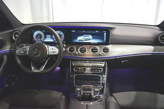 Kuva 8/13, Mercedes-Benz E 400 d 4Matic T Aut. Premium Business AMG ***Huippuvarusteet***, Farmari, Automaatti, Diesel, Neliveto, IP-8493