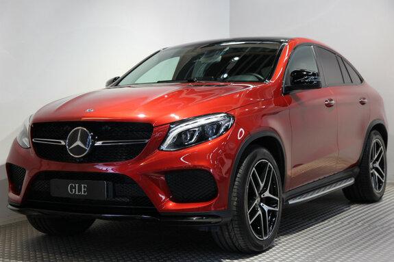 Kuva 2/25, Mercedes-Benz GLE 350 d Coupé 4Matic, Coupe, Automaatti, Diesel, Neliveto, IM-7740