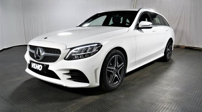 Mercedes-Benz C 180 T A Business AMG, Farmari, Automaatti, Bensiini, GNX-942