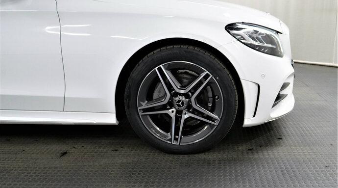 Kuva 13/13, Mercedes-Benz C 180 T A Business AMG, Farmari, Automaatti, Bensiini, GNX-942