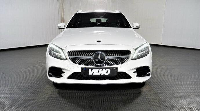 Kuva 3/13, Mercedes-Benz C 180 T A Business AMG, Farmari, Automaatti, Bensiini, GNX-942
