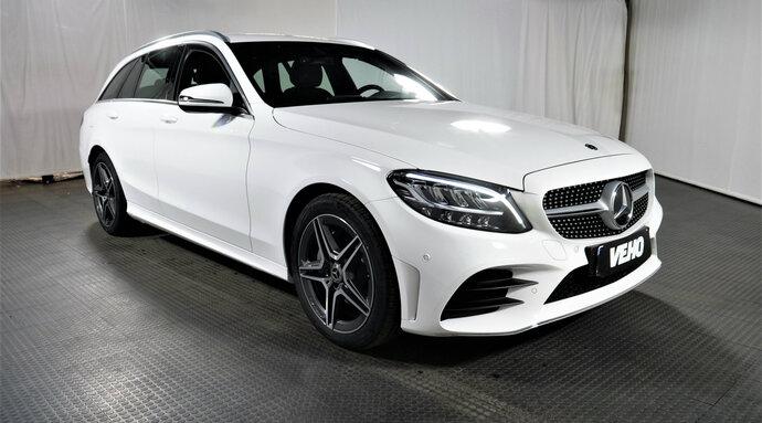 Kuva 4/13, Mercedes-Benz C 180 T A Business AMG, Farmari, Automaatti, Bensiini, GNX-942
