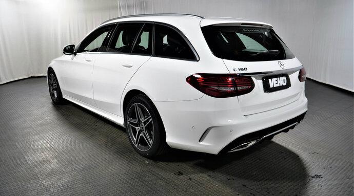 Kuva 6/13, Mercedes-Benz C 180 T A Business AMG, Farmari, Automaatti, Bensiini, GNX-942