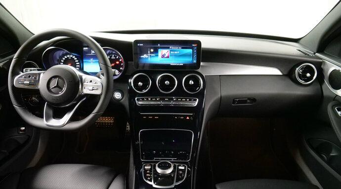 Kuva 7/13, Mercedes-Benz C 180 T A Business AMG, Farmari, Automaatti, Bensiini, GNX-942