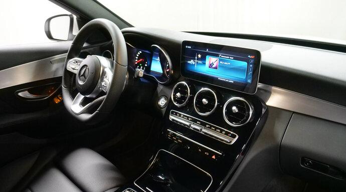 Kuva 9/13, Mercedes-Benz C 180 T A Business AMG, Farmari, Automaatti, Bensiini, GNX-942