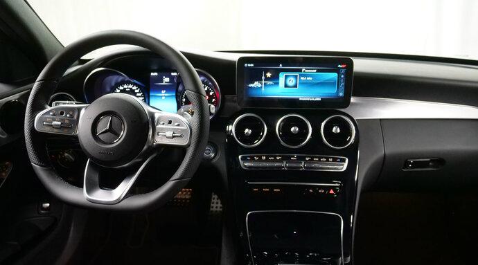 Kuva 10/13, Mercedes-Benz C 180 T A Business AMG, Farmari, Automaatti, Bensiini, GNX-942