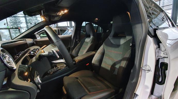 Kuva 4/7, Mercedes-Benz CLA 180 A Business AMG **UUSI AUTO, NOPEAAN TOIMITUKSEEN**, Coupe, Automaatti, Bensiini, KTV-146