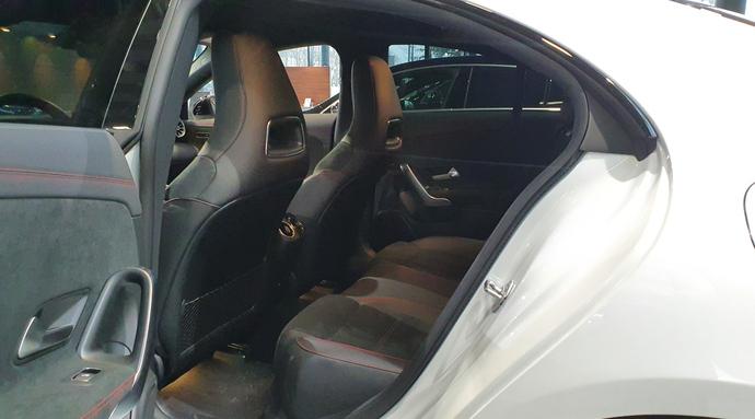 Kuva 7/7, Mercedes-Benz CLA 180 A Business AMG **UUSI AUTO, NOPEAAN TOIMITUKSEEN**, Coupe, Automaatti, Bensiini, KTV-146