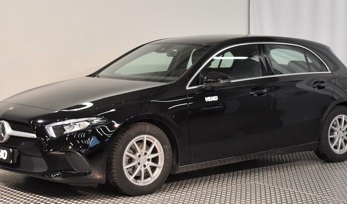 Kuva 2/11, Mercedes-Benz A 180 A Business Progressive, Monikäyttö, Automaatti, Bensiini, COO-900