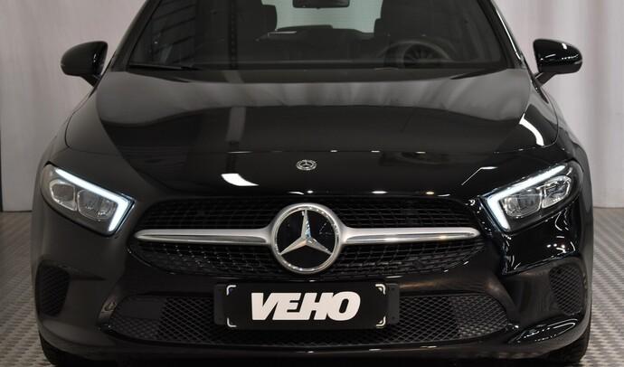 Kuva 4/11, Mercedes-Benz A 180 A Business Progressive, Monikäyttö, Automaatti, Bensiini, COO-900