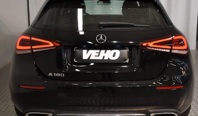 Kuva 7/11, Mercedes-Benz A 180 A Business Progressive, Monikäyttö, Automaatti, Bensiini, COO-900