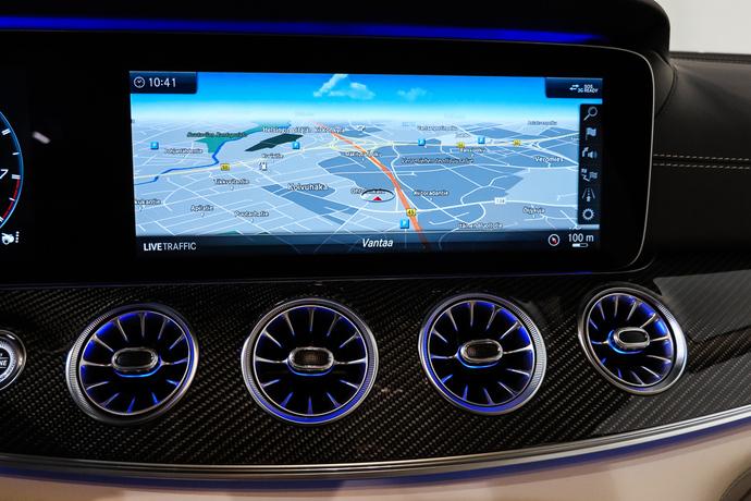 Kuva 16/16, Mercedes-AMG AMG GT 63 4Matic+ 4-Door Coupe, Coupe, Automaatti, Bensiini, Neliveto, IS-6608