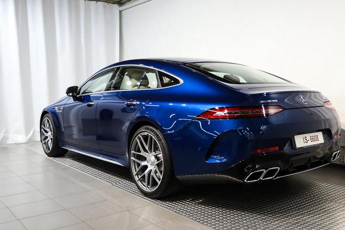 Kuva 5/16, Mercedes-AMG AMG GT 63 4Matic+ 4-Door Coupe, Coupe, Automaatti, Bensiini, Neliveto, IS-6608