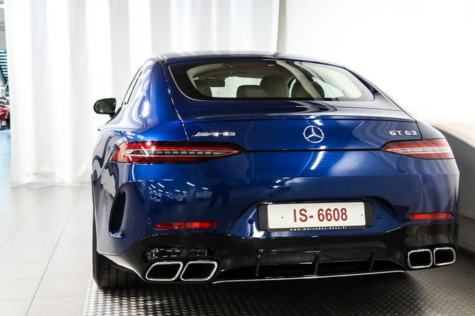 Kuva 6/16, Mercedes-AMG AMG GT 63 4Matic+ 4-Door Coupe, Coupe, Automaatti, Bensiini, Neliveto, IS-6608