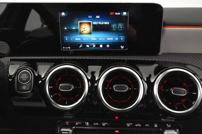Kuva 14/20, Mercedes-Benz A 180 A Business Style + Lisälämmitin, Monikäyttö, Automaatti, Bensiini, JF-4500