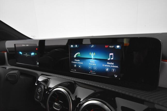 Kuva 16/20, Mercedes-Benz A 180 A Business Style + Lisälämmitin, Monikäyttö, Automaatti, Bensiini, JF-4500