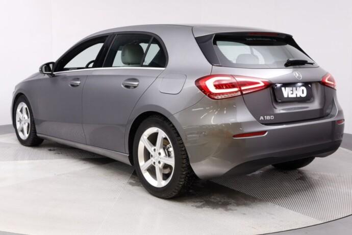 Kuva 4/20, Mercedes-Benz A 180 A Business Style + Lisälämmitin, Monikäyttö, Automaatti, Bensiini, JF-4500