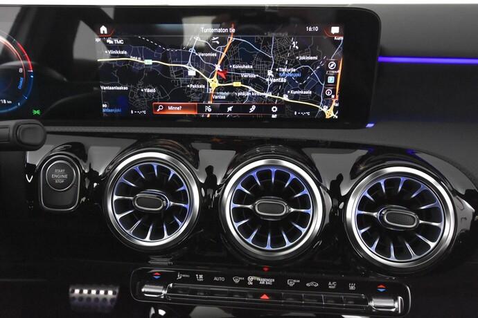 Kuva 16/26, Mercedes-Benz A 250 e A sedan Bsn AMG Edition EQ Power + Panorama, Isot Diginäytöt, Sedan, Automaatti, Bensiini, Plug-in-hybridi, JMB-767