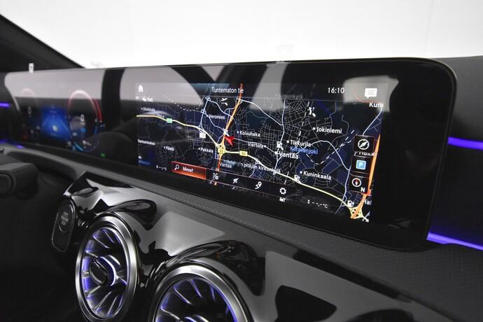 Kuva 17/26, Mercedes-Benz A 250 e A sedan Bsn AMG Edition EQ Power + Panorama, Isot Diginäytöt, Sedan, Automaatti, Bensiini, Plug-in-hybridi, JMB-767