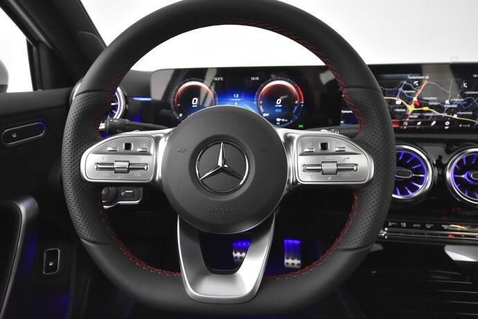 Kuva 20/26, Mercedes-Benz A 250 e A sedan Bsn AMG Edition EQ Power + Panorama, Isot Diginäytöt, Sedan, Automaatti, Bensiini, Plug-in-hybridi, JMB-767