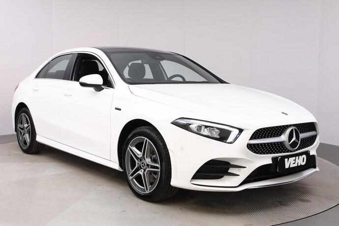 Kuva 8/26, Mercedes-Benz A 250 e A sedan Bsn AMG Edition EQ Power + Panorama, Isot Diginäytöt, Sedan, Automaatti, Bensiini, Plug-in-hybridi, JMB-767
