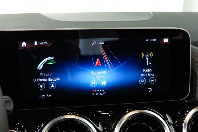 Kuva 16/21, Mercedes-Benz B 220 d A Business Style, Tila-auto, Automaatti, Diesel, IP-8702