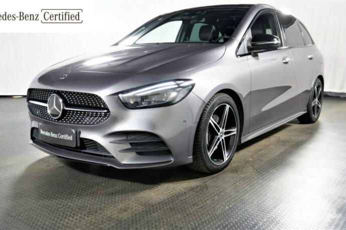 Mercedes-Benz B 200 A Business AMG Night + PremiumPlus paketti, Tila-auto, Automaatti, Bensiini, IP-8701