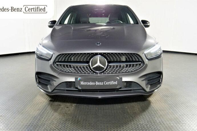 Kuva 4/14, Mercedes-Benz B 200 A Business AMG Night + PremiumPlus paketti, Tila-auto, Automaatti, Bensiini, IP-8701