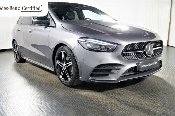 Kuva 5/14, Mercedes-Benz B 200 A Business AMG Night + PremiumPlus paketti, Tila-auto, Automaatti, Bensiini, IP-8701