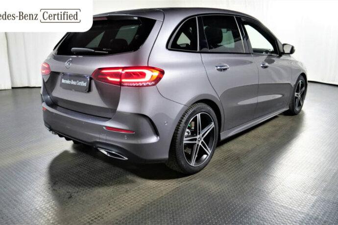 Kuva 6/14, Mercedes-Benz B 200 A Business AMG Night + PremiumPlus paketti, Tila-auto, Automaatti, Bensiini, IP-8701