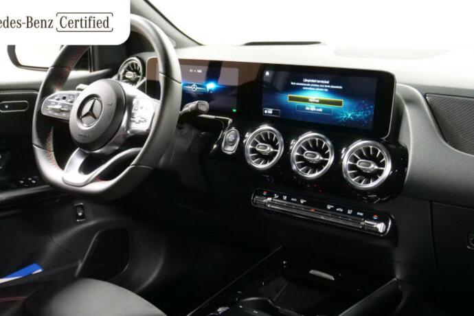 Kuva 9/14, Mercedes-Benz B 200 A Business AMG Night + PremiumPlus paketti, Tila-auto, Automaatti, Bensiini, IP-8701