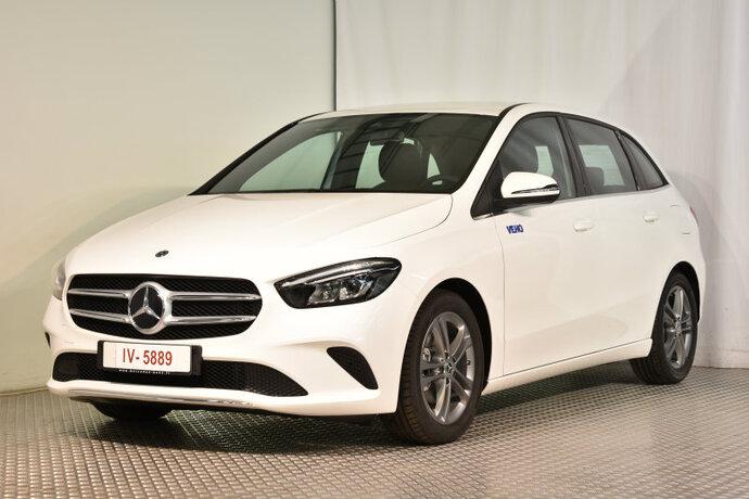 Mercedes-Benz B 180 A Launch Edition Style, Tila-auto, Automaatti, Bensiini, CMA-910