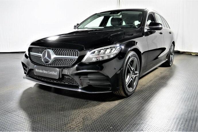 Mercedes-Benz C 220 d 4Matic T A Business AMG, Farmari, Automaatti, Diesel, Neliveto, IP-8572