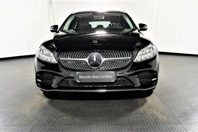 Kuva 2/13, Mercedes-Benz C 220 d 4Matic T A Business AMG, Farmari, Automaatti, Diesel, Neliveto, IP-8572